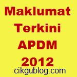 Aplikasi Pangkalan Data Murid 2012